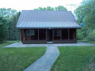 Waupaca Single Family Home Active-No Offer: E2576 Christmas Tree