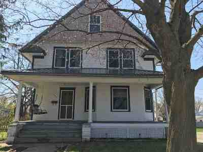 Seymour Single Family Home Active-Offer No Bump: 507 S Main