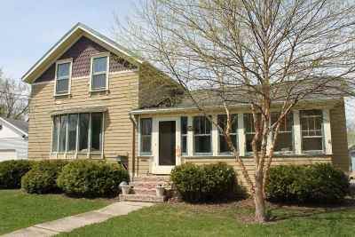 Neenah Single Family Home Active-No Offer: 727 Higgins