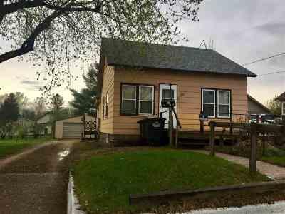 Shawano Single Family Home Active-Offer No Bump: 221 E Richmond