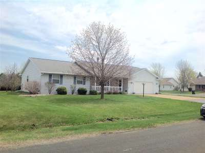 Appleton Single Family Home Active-No Offer: N9558 Opal