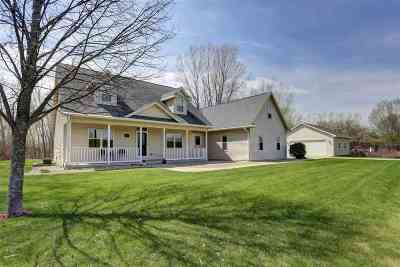 Oshkosh Single Family Home Active-Offer No Bump-Show: 2195 Indian Point