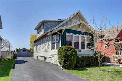Neenah Single Family Home Active-Offer No Bump: 314 2nd