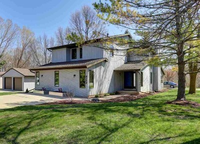 Appleton Single Family Home Active-No Offer: N164 Rogers