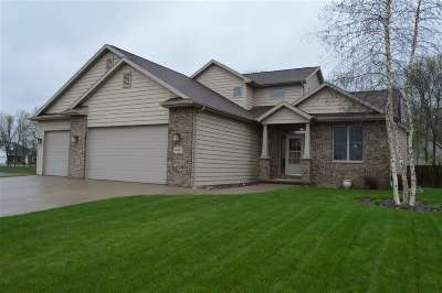 Appleton Single Family Home Active-Offer No Bump: N9167 McKayla