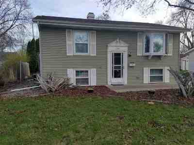 Single Family Home Active-No Offer: 1137 W Grant