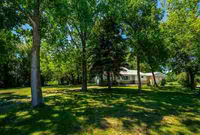 Oshkosh Single Family Home Active-No Offer: 4209 Hwy S