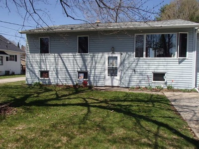 Shawano Single Family Home Active-No Offer: 429 River
