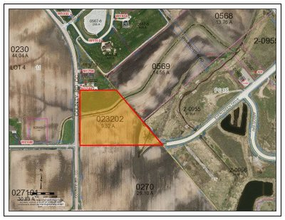 Kaukauna Residential Lots & Land Active-No Offer: Hwy Cc