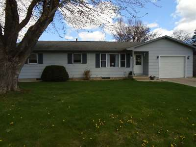 Shawano Single Family Home Active-No Offer: 383 Mills