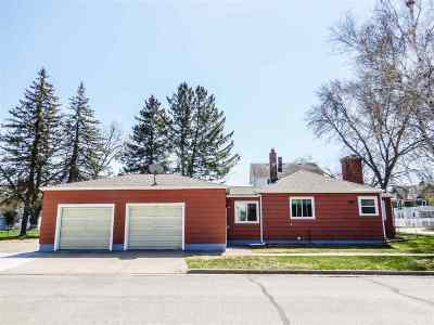 Oconto Single Family Home Active-Offer No Bump: 118 Jones