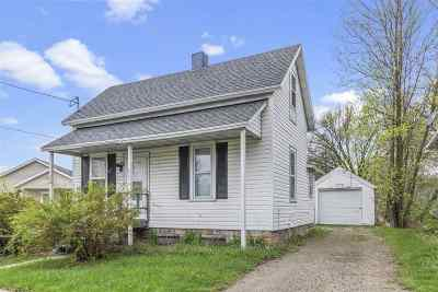 Single Family Home Active-No Offer: 217 S Pierce