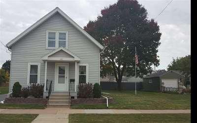 Oshkosh Single Family Home Active-No Offer: 642 W 8th