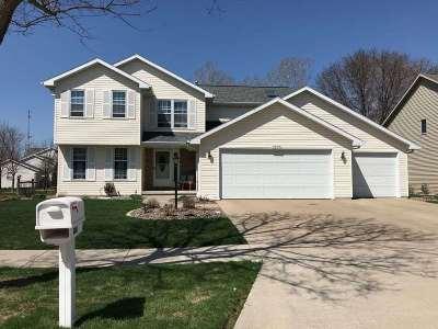 Appleton Single Family Home Active-No Offer: 3625 Aschen Puttel