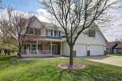 Appleton Single Family Home Active-No Offer: 4723 W Grand Meadows