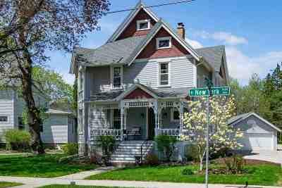 Oshkosh Single Family Home Active-Offer No Bump-Show: 1454 W New York