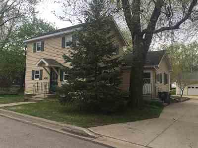 Winneconne Single Family Home Active-No Offer: 433 Jefferson