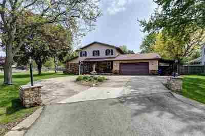 Neenah Single Family Home Active-No Offer: 1293 Liberty