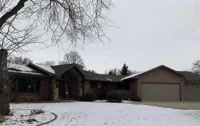 Oshkosh Single Family Home Active-No Offer: 5330 Primrose