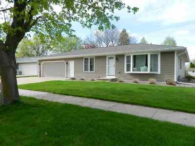 Oshkosh Single Family Home Active-Offer No Bump: 1040 W 19th