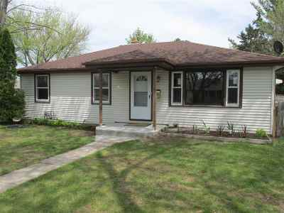 Single Family Home Active-No Offer: 1706 N Elinor