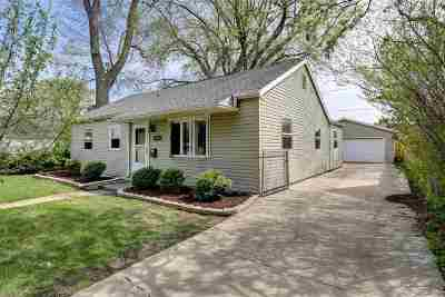 Neenah Single Family Home Active-No Offer: 108 Law