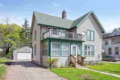 Appleton Multi Family Home Active-No Offer: 714 W 8th
