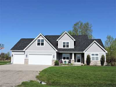 Oshkosh Single Family Home Active-Offer No Bump: 1405 Russet