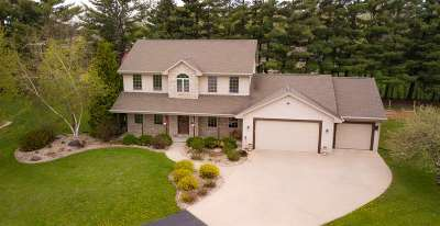 Oshkosh Single Family Home Active-No Offer: 1580 Milton