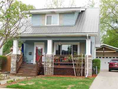 Appleton Single Family Home Active-No Offer: 913 E Commercial
