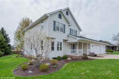 Neenah Single Family Home Active-No Offer: 1170 Farm Ridge