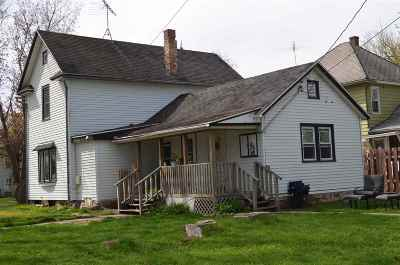 Shawano Single Family Home Active-No Offer: 516 S Franklin