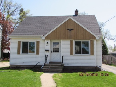 Menasha Single Family Home Active-Offer No Bump: 813 Lincoln