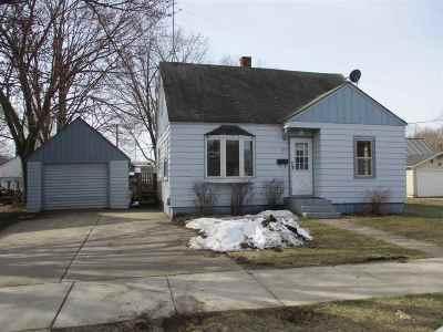 Shawano Single Family Home Active-No Offer: 810 E Randall