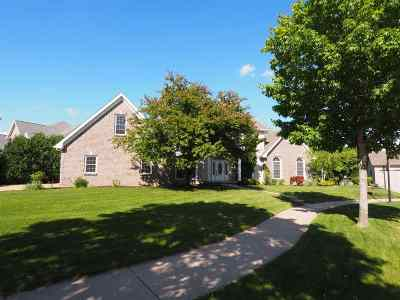 Appleton Single Family Home Active-No Offer: 4200 N Terraview