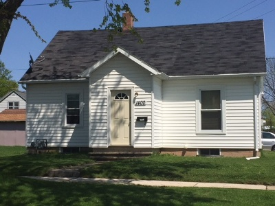 Appleton Single Family Home Active-No Offer: 1400 Racine