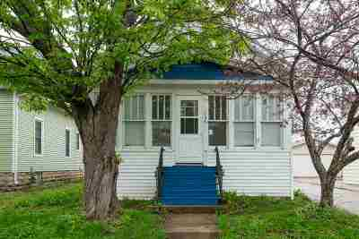 Oshkosh Single Family Home Active-No Offer: 638 Evans