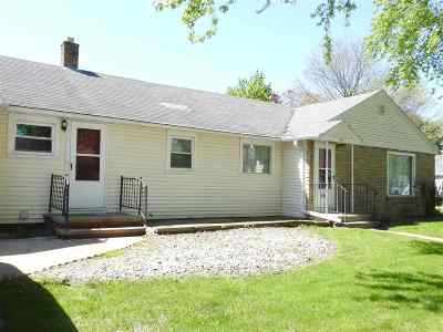 Appleton Single Family Home Active-Offer No Bump: 317 W Marquette