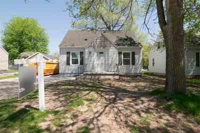 Neenah Single Family Home Active-Offer No Bump: 144 S John