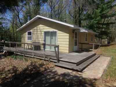 Shawano Single Family Home Active-No Offer: W4974 Chippewa