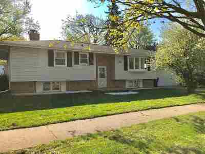 Appleton Single Family Home Active-Offer No Bump: 1616 N Douglas