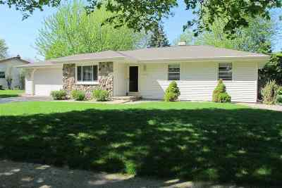 Appleton Single Family Home Active-No Offer: 1332 S Buchanan