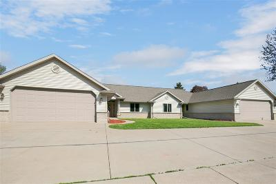 Appleton WI Multi Family Home Active-No Offer: $390,000