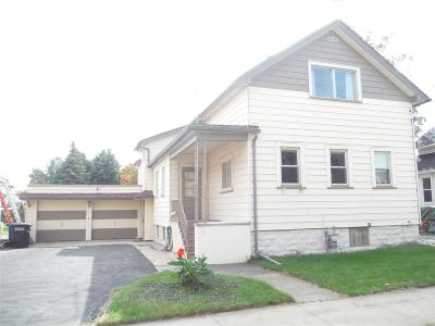 Oshkosh Single Family Home Active-No Offer: 827 W 11th
