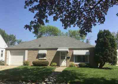 Appleton Single Family Home Active-No Offer: 328 E Frances