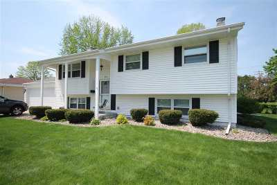 Oshkosh Single Family Home Active-No Offer: 705 S Westfield