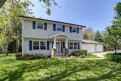 Neenah Single Family Home Active-No Offer: 1035 Sande