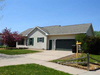 Appleton Single Family Home Active-No Offer: 2930 Schaefer