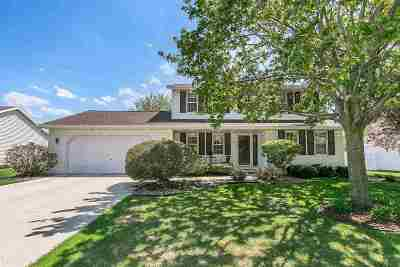 Green Bay Single Family Home Active-No Offer: 1350 Hillcrest