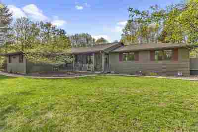 Green Bay Single Family Home Active-Offer No Bump: 3502 Forest Edge